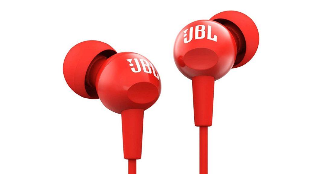 JBL C100SI  | Best Earphones Under ₹700 in India
