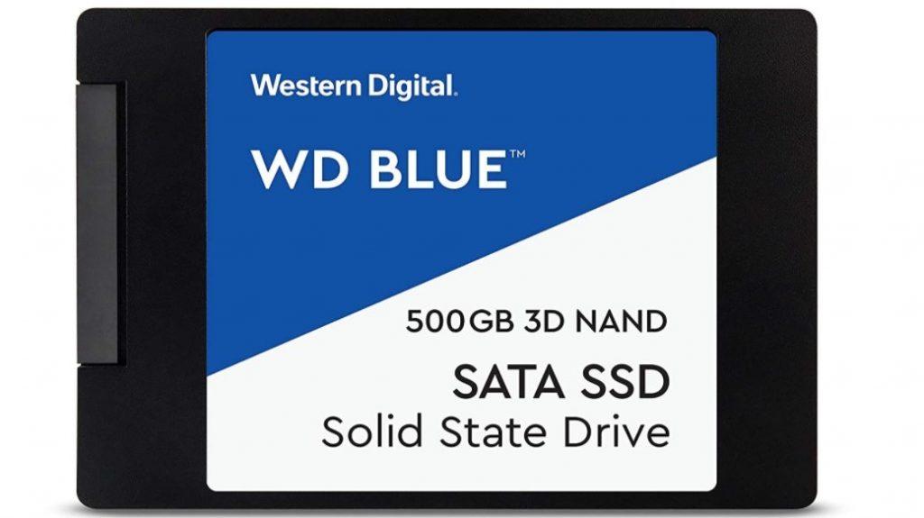 WD 500 GB SSD